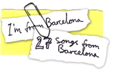 27 Songs from Barcelona